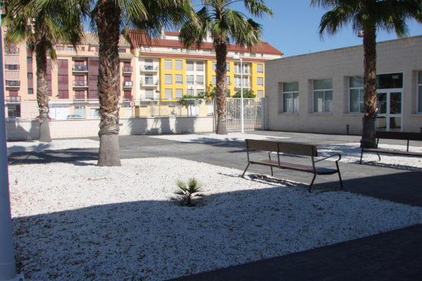 Exterios patio